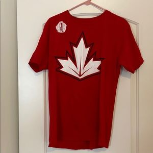 Adidas Canada Holtby Men's Large Tshirt 2016 WC